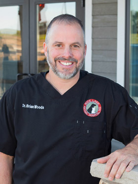 Dr. Brian Woods profile photo